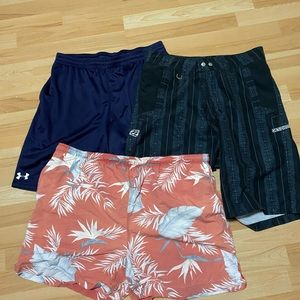 Lot of 3 Shorts size XL